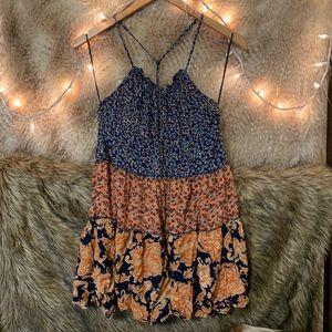 Dresses & Skirts - Hippie Ruffle Tier Dress